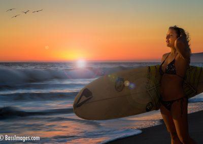 Amy sunset-1